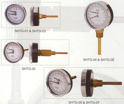 il la cosa migliore Componga il calibro di 80mm Tridicator, calibro della temperatura per gli scaldacqua
