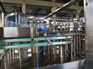 9KW 380V Carbonated Drink Filling Machine , 8000BPH liquid filling Equipment