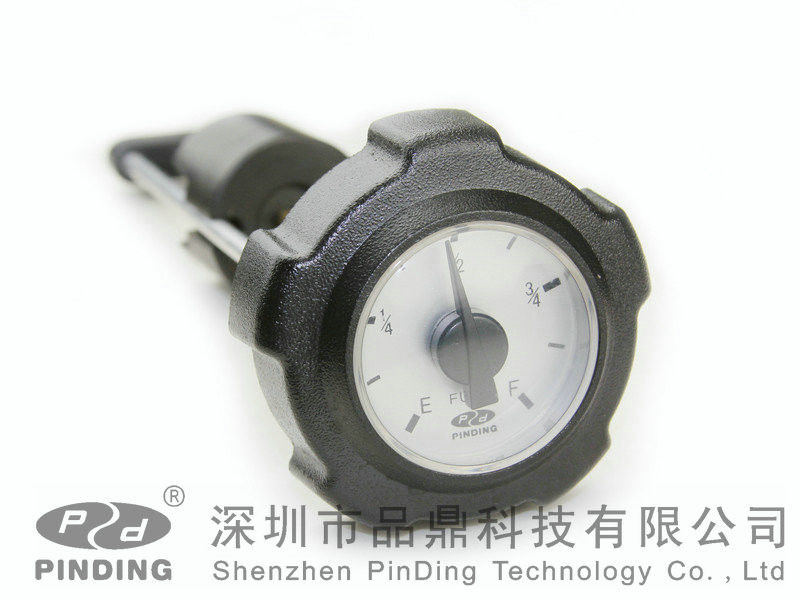 diesel fuel tank level gauge, mechanical level gauge,mechanical fuel gauge