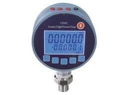 high resolution LCD display Peak value recording Intelligent Pressure Gauge
